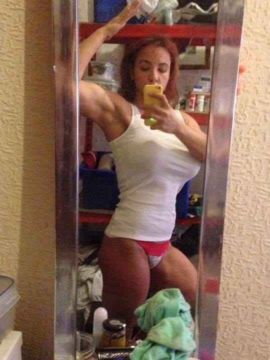 TABBY ANNE physique