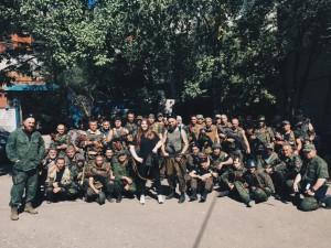 Maryana Naumova soldiers