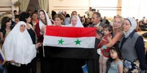 Maryana Naumova flag