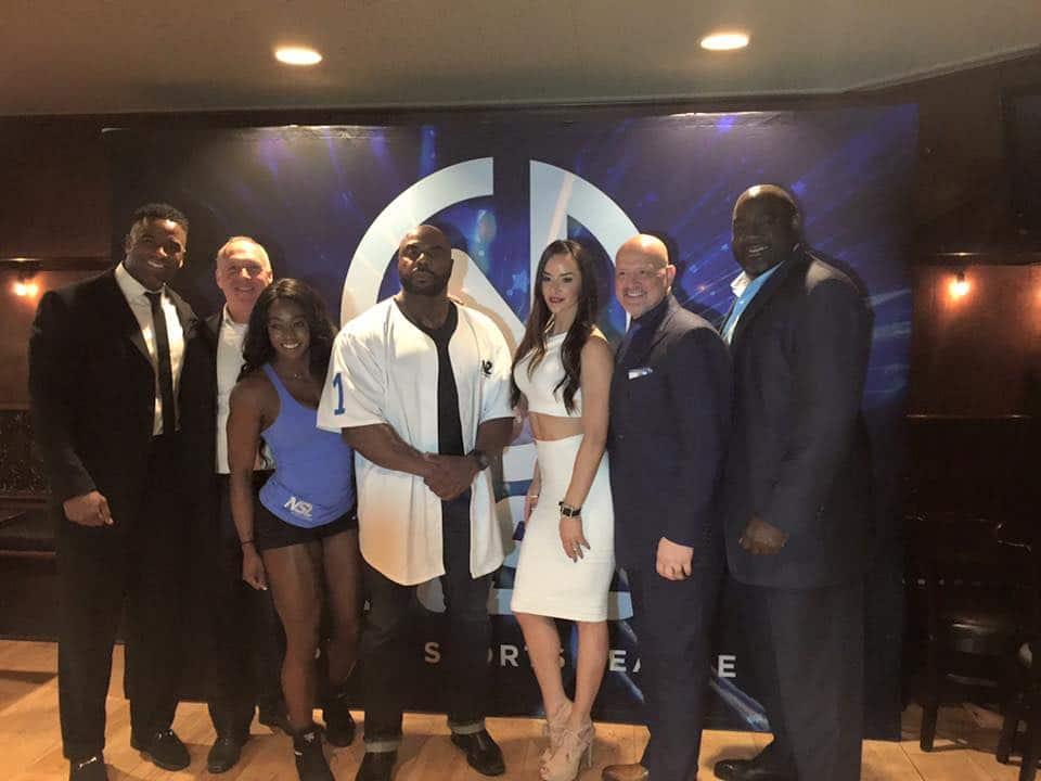 Toney Freeman NSL press conference