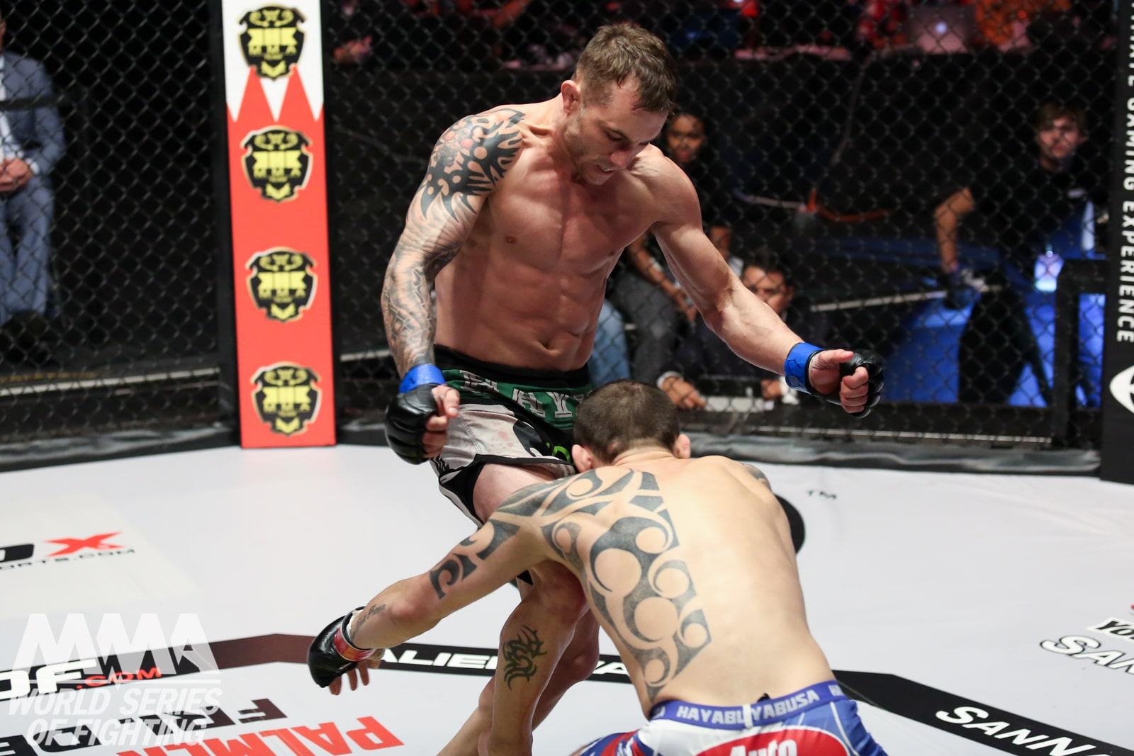 WSOF MMA
