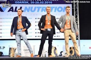 fit model men