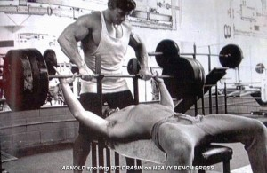 ARNOLD RIC BENCHES