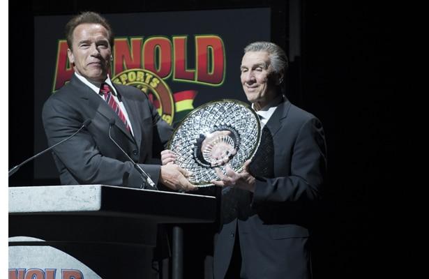 Arnold Manion 2015 AJ