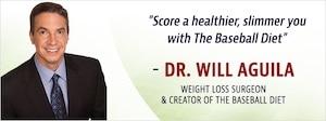 Baseball Diet Dr