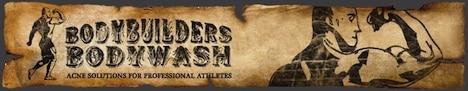 Bodybuilders Bodywash 468 x 99
