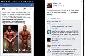 Bostin Loyd Marc Lobliner FB