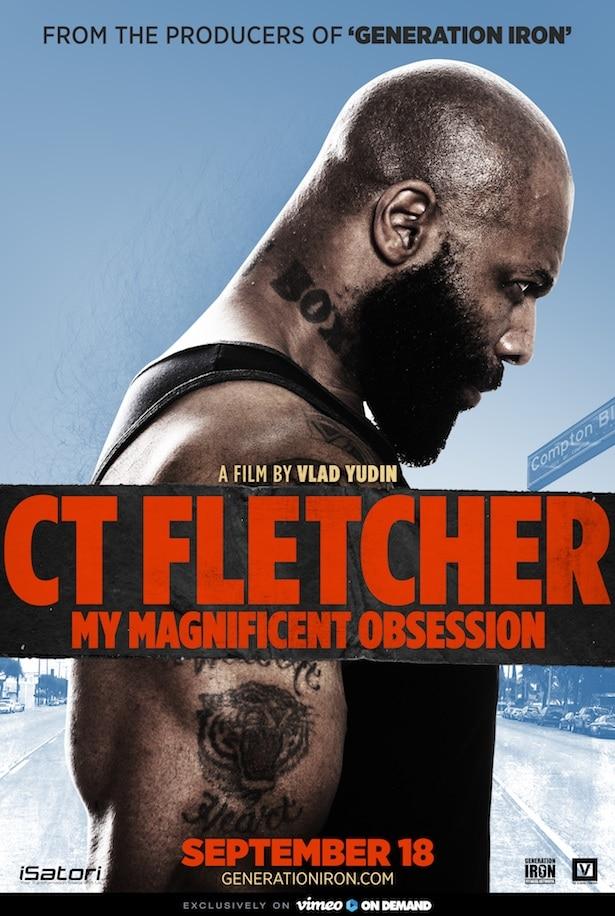 CT Fletcher Poster sm