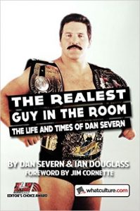 DAN SEVERN BOOK