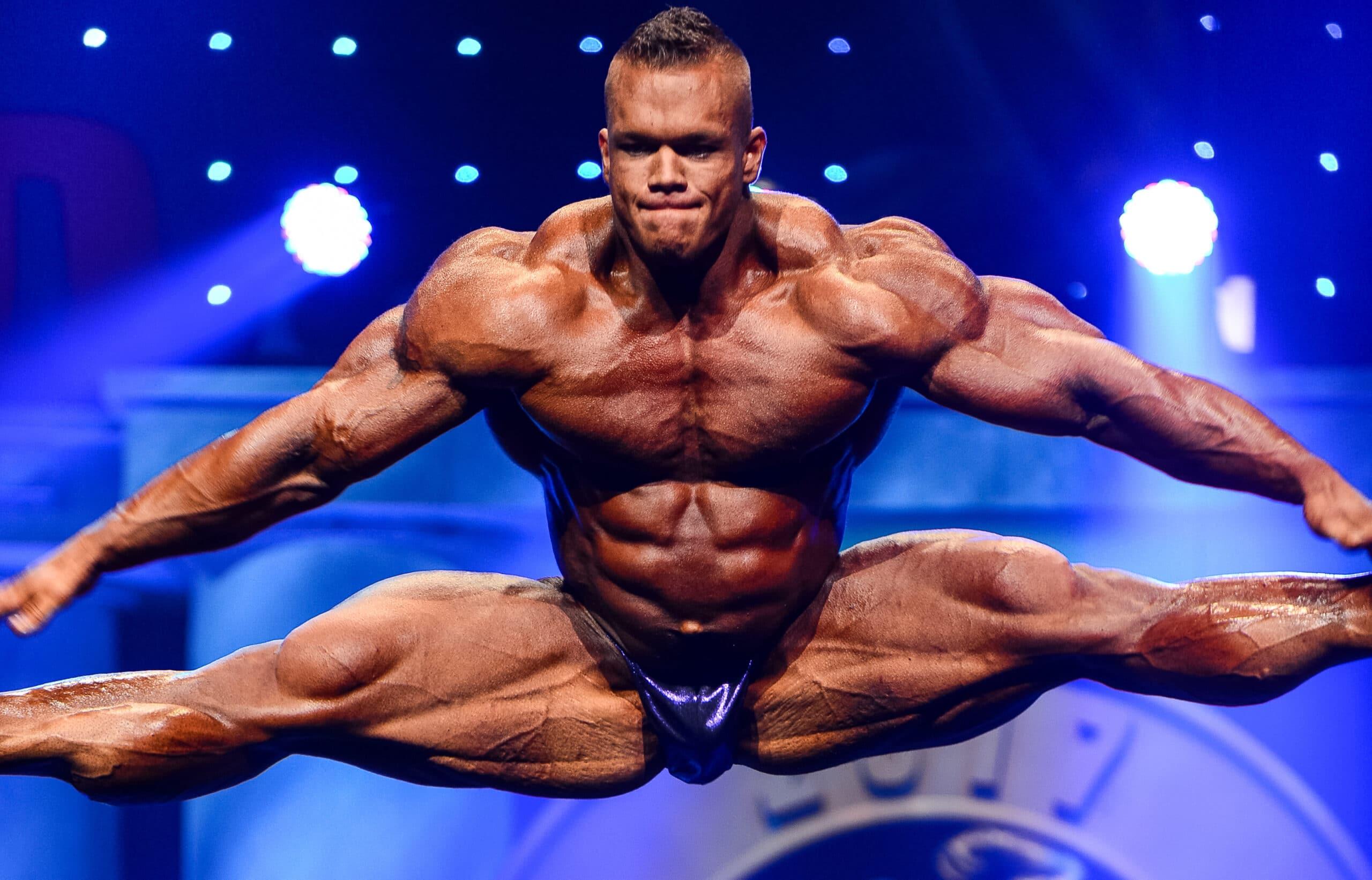 Dallas McCarver & Redcon1 - Muscular Development Synopsis