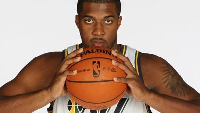 Derrick Favors Utah Jazz