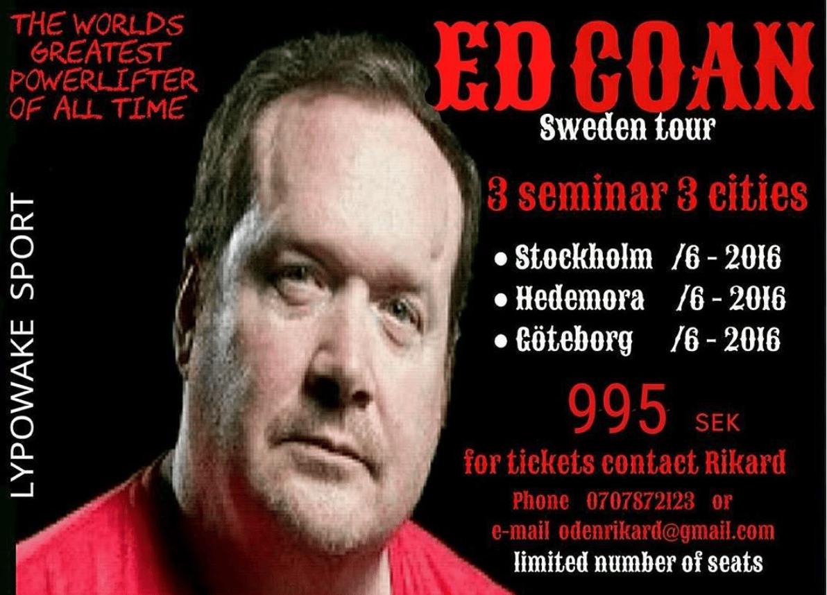 Ed Coan