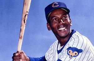 Ernie Banks Cubs