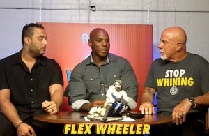 Flex Wheeler Ric Drasin