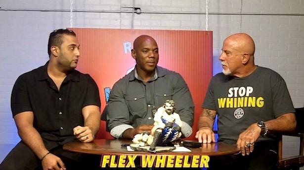 Flex Wheeler Ric Drasin