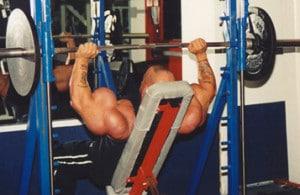 Gregg Incline Smith Bench