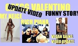 Gregg Valentino video screen