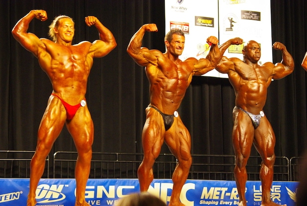 2012 NPC Nationals bodybuilding