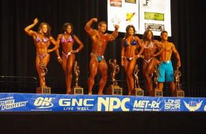 2012 NPC Nationals winners