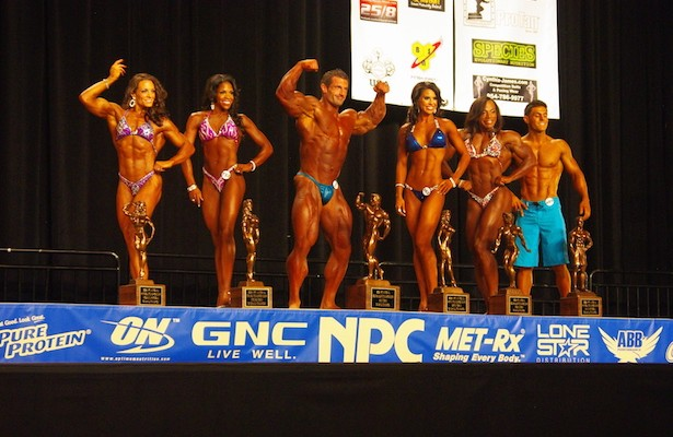2012 NPC Nationals winners