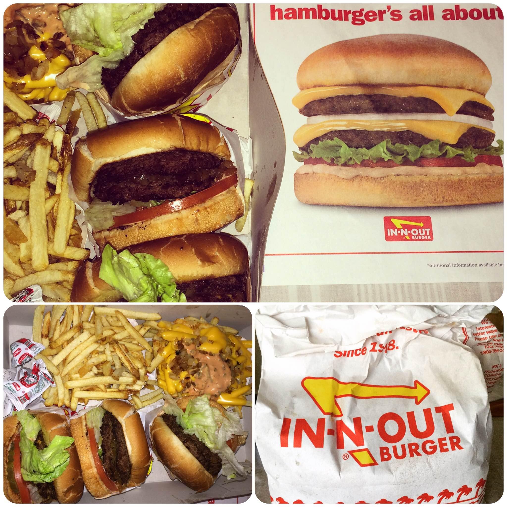 Cheat Meal Burger