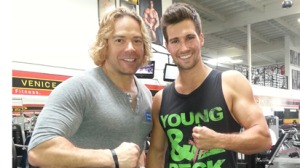 James Maslow Eric the Trainer