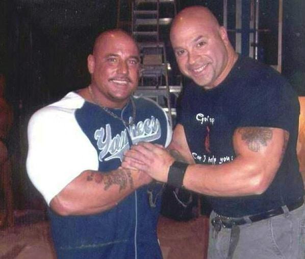 Jimmy Pellechia and Gregg Valentino crop
