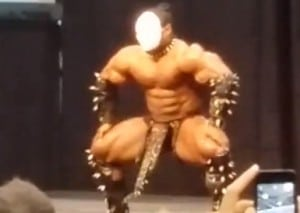 Kai Greene S and M