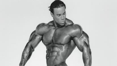 Kevin Levrone: Lights, Camera, Results | Muscle Sport Magazine