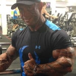 Lee Priest Under Armour