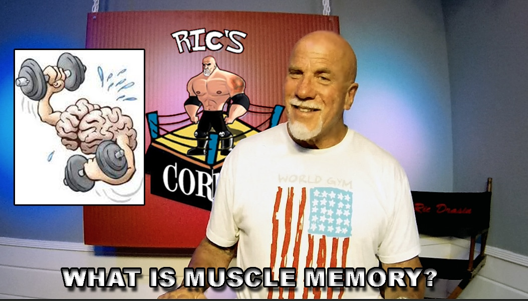 Ric Drasin Mind Muscle