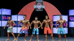 MPD 2014 Olympia