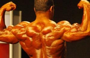 Rear Double Biceps