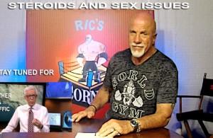 STEROIDS SEX