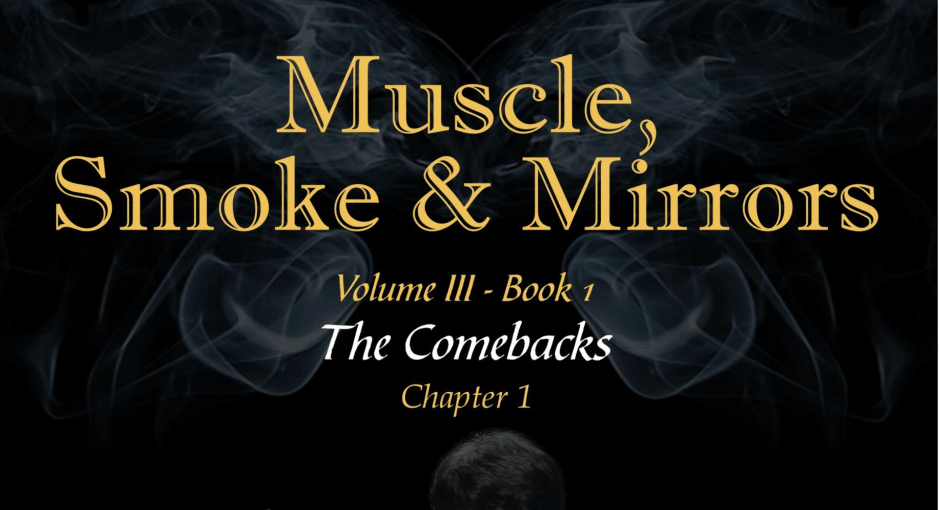 Muscle Smoke & Mirrors V3