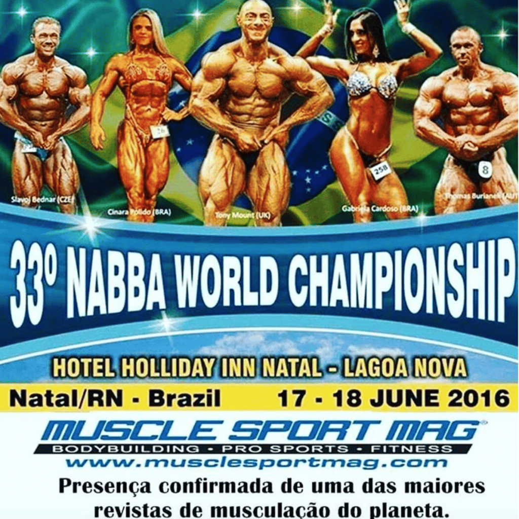 NABBA World Championship