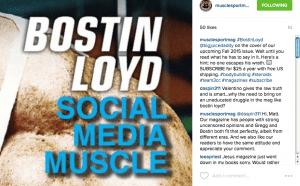 Bostin Priest IG post