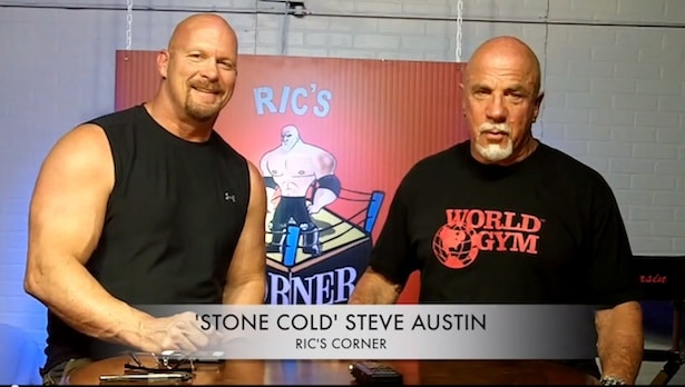 Stone Cold Steve Austin Ric Drasin
