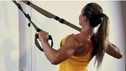 TRX Back Exercise