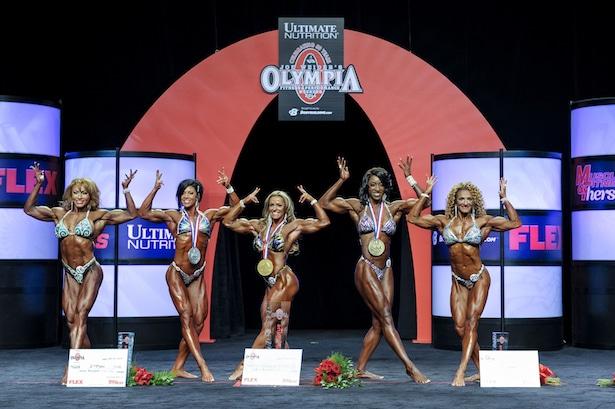 WPD 2014 Olympia AJ