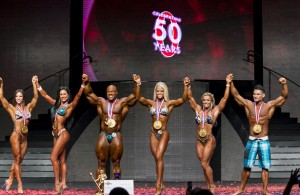 Winners 2014 Olympia AJ