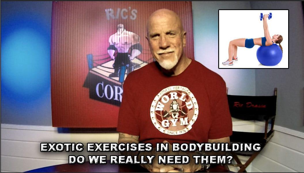 exotic exercise ric drasin
