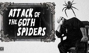 gregg goth spiders