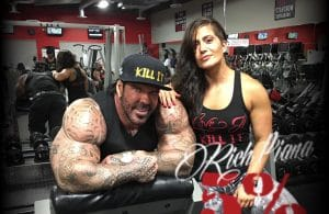 Little Beast Nina Rich Piana