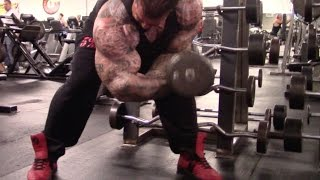 Rich Piana Bigger 2 Chest Triceps