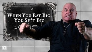Gregg eat big