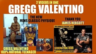 Gregg Classic Physique