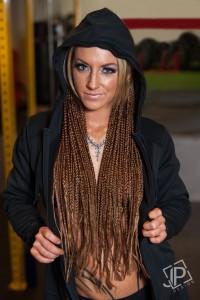 Jennie Laurent hair