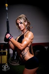 Jennie Laurent rope