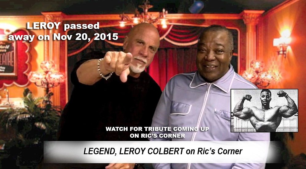 ric and leroy colbert